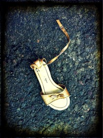 zapato perdido