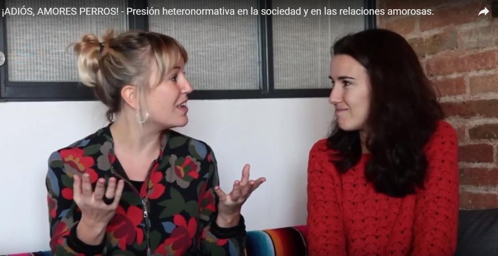 captura vídeo presión heteronormativa